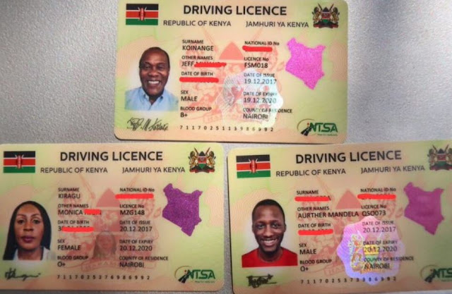 How to Apply for Smart Driving License in Kenya