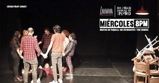 TEMPORADA de Teatro de Improvisación en Teatro LA MAMA...