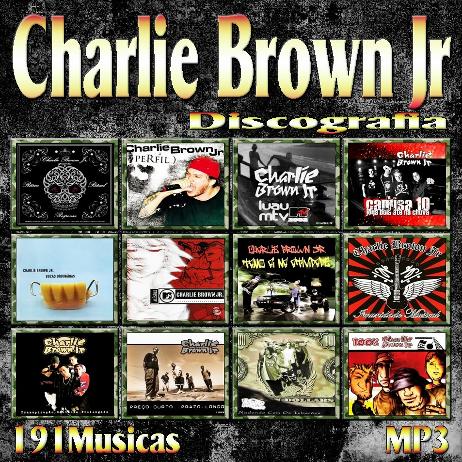 albuns completos charlie brown jr