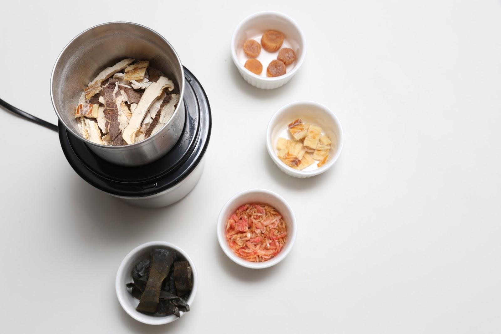 K for Kitchen 瘦身廚房: 【自製海味鮮味粉— 雞粉及味精的最佳代替品】