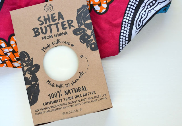 The Body Shop Shea Butter Collection