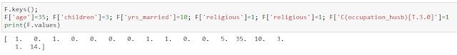 Cambiamos con F.keys() los valores de cada variable para introducir los que queramos