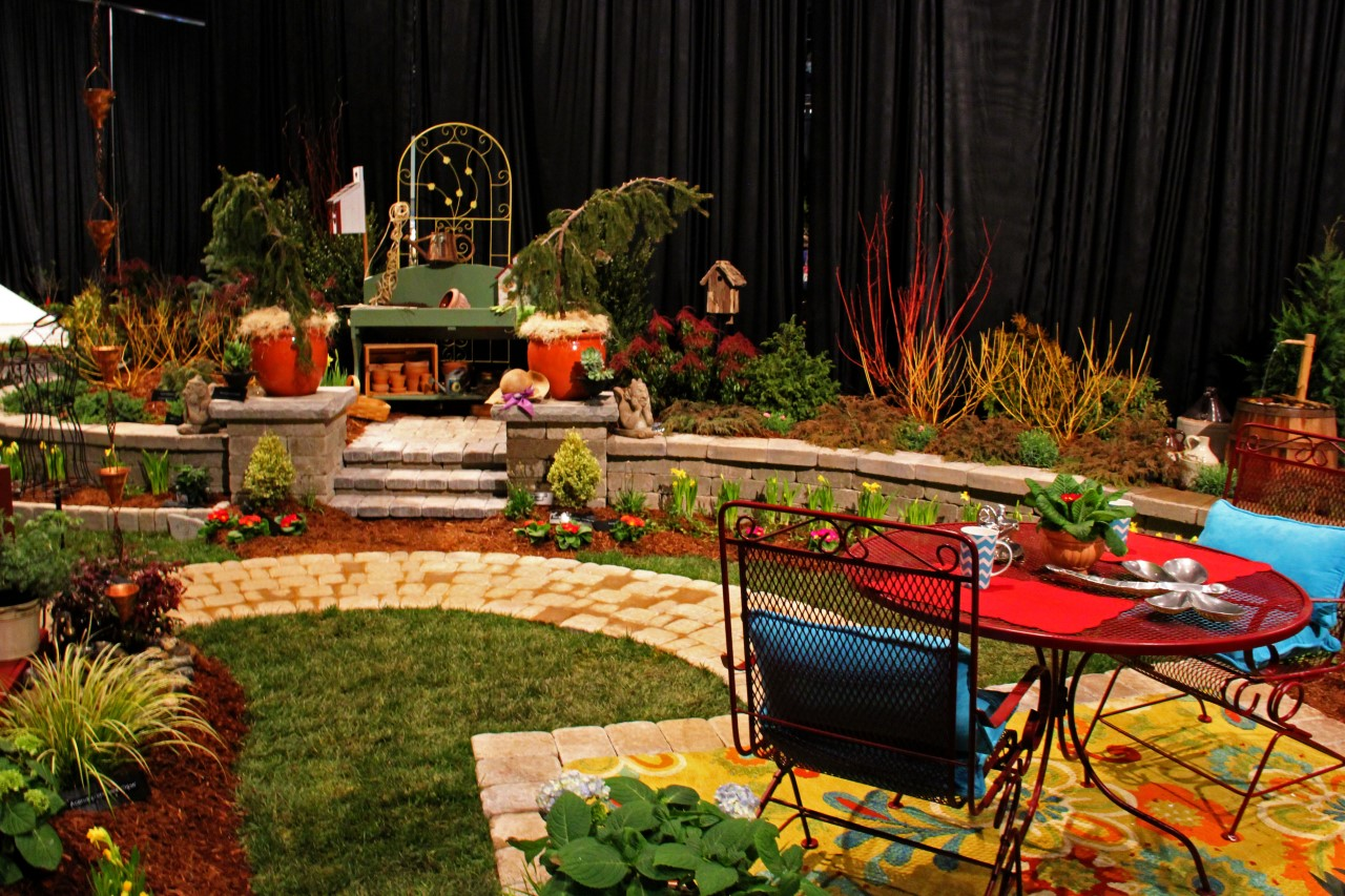 home place: connecticut flower and garden show feb 23rd-26th 2017