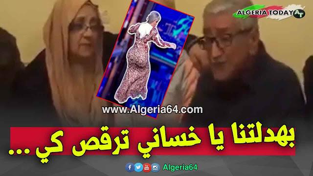بالفيديو... محمد حزيم يبهدل محمد خساني بسبب برنامج chez fati الأخير