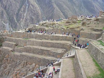 Ollantaytambo,Perú, La vuelta al mundo de Asun y Ricardo, round the world, mundoporlibre.com