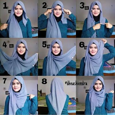 Model Hijab Casual