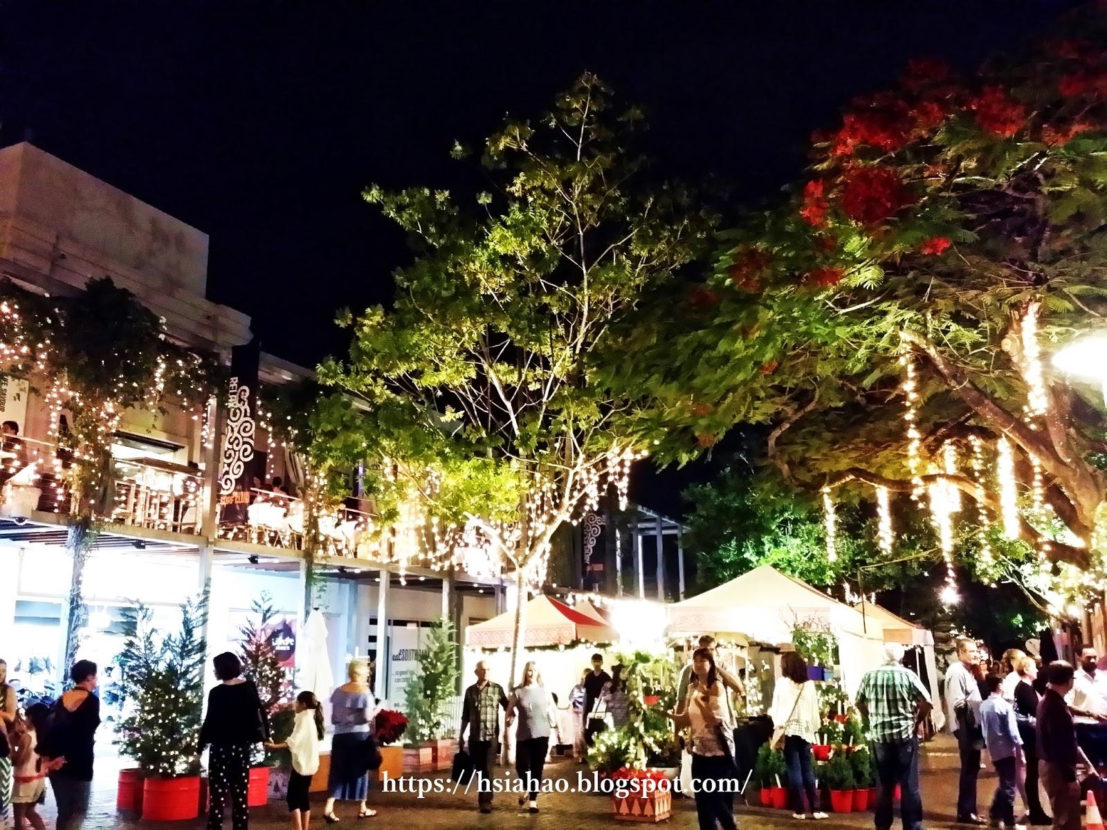 布里斯本-聖誕-跨年-活動-市集-推薦-玩法-好玩-遊記-Brisbane-Christmas-New Year