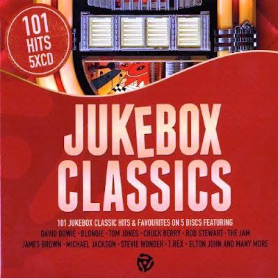 101 Hits Jukebox Classics 5CD 2018 Mp3 320 Kbps