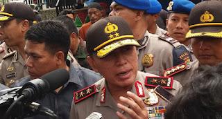 Walau banyak PIhak menilai aksi tersebut panen pelanggaran namun Kata Kapolda: Polisi Tak Bisa Tindak Pelanggaran Aksi 412 - Commando