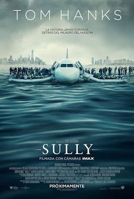 Póster en español de 'Sully'