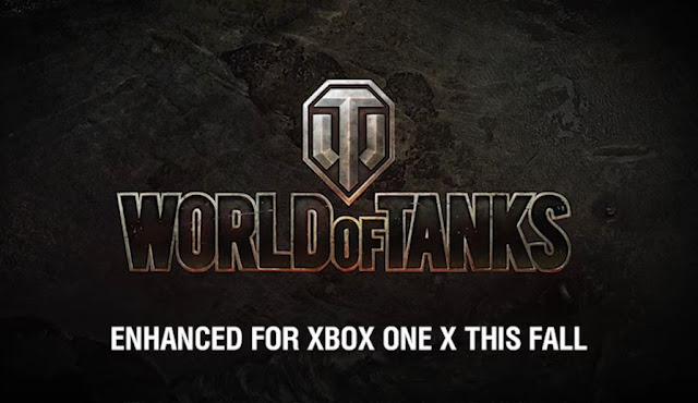 لعبة World of Tanks ستدعم دقة 4K الحقيقية على جهاز Xbox One X