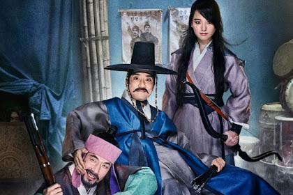 Sinopsis Detective K: Secret of the Living Dead (2018) - Korean Movie