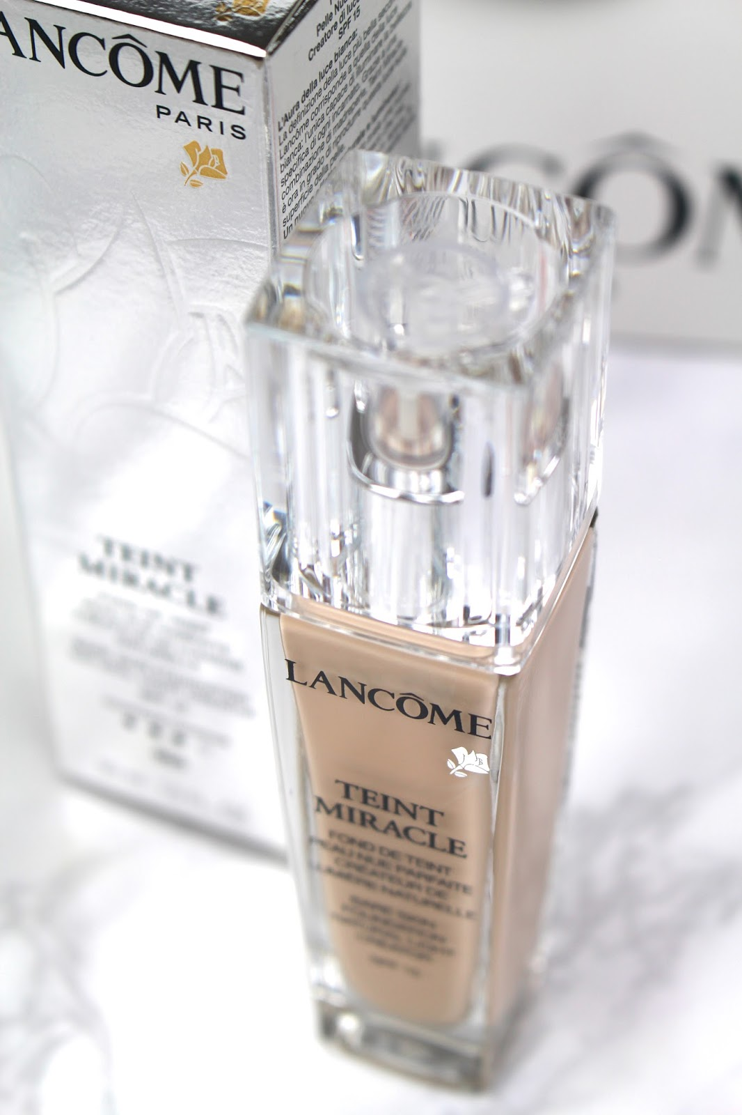 lancome teint miracle review 005