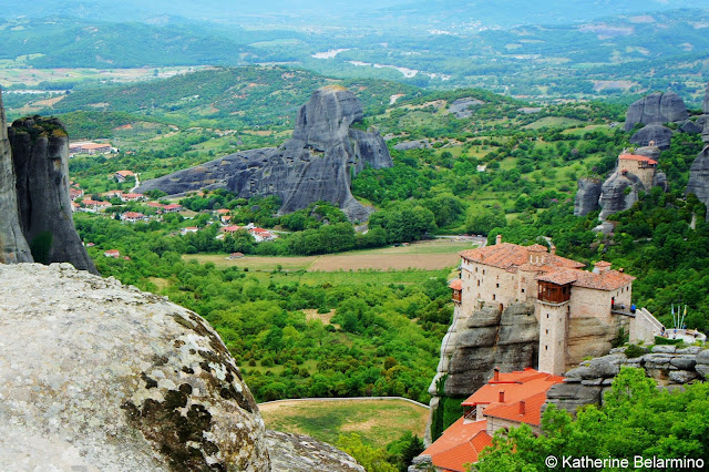 Meteora Central Greece Attractions