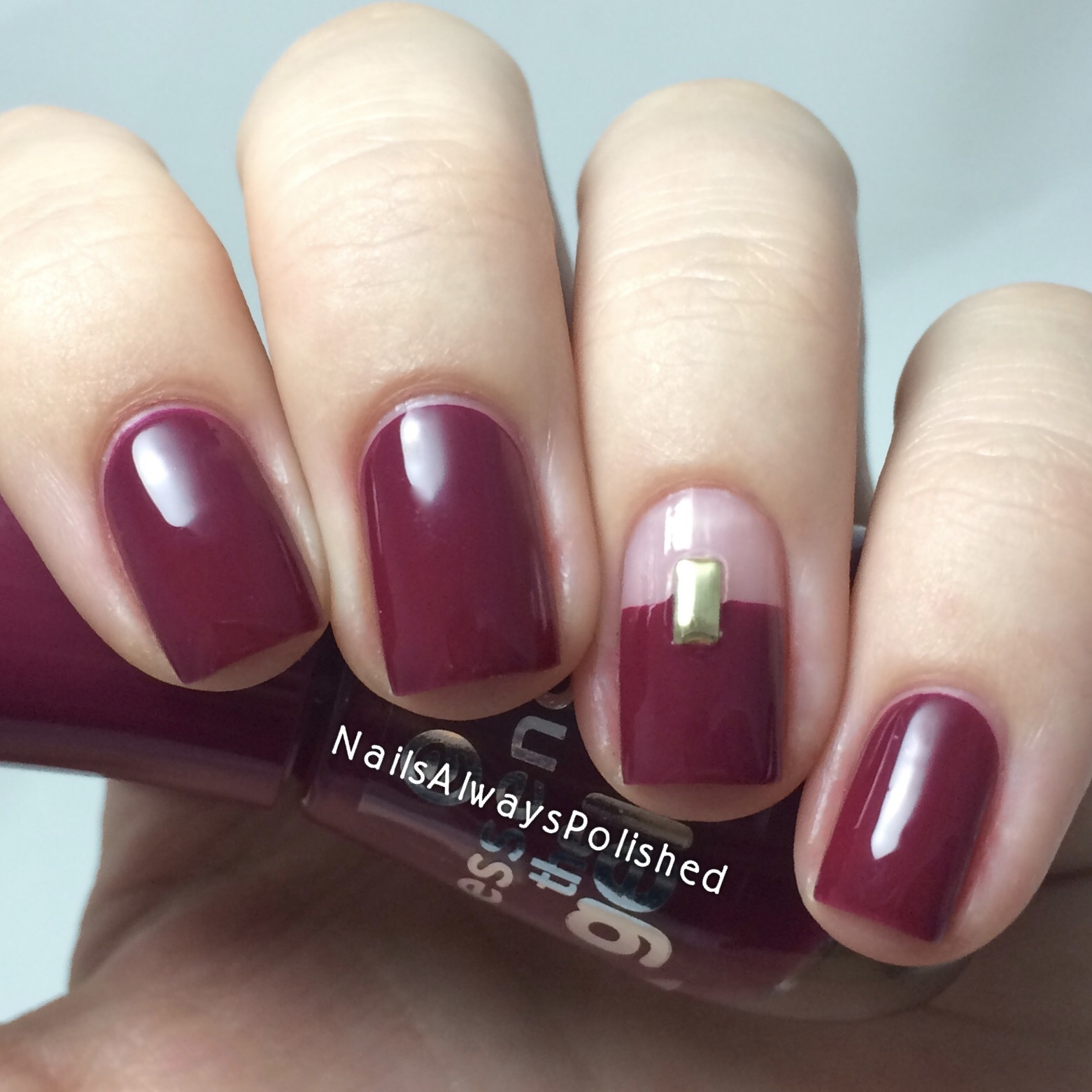 Nails Always Polished: Essence True Love