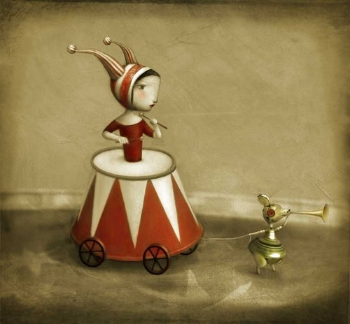 22-Nicoletta-Ceccoli-Surreal-Fairy-Tales-NOT-for-Children-www-designstack-co