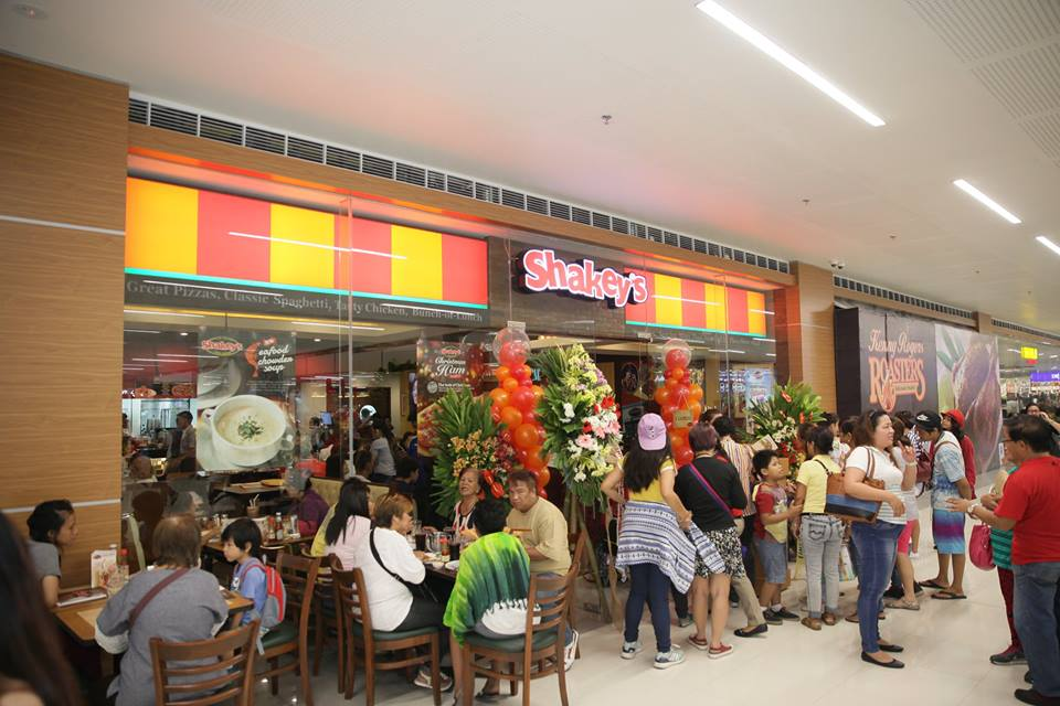 What Restaurants Were In Shoppers City East In