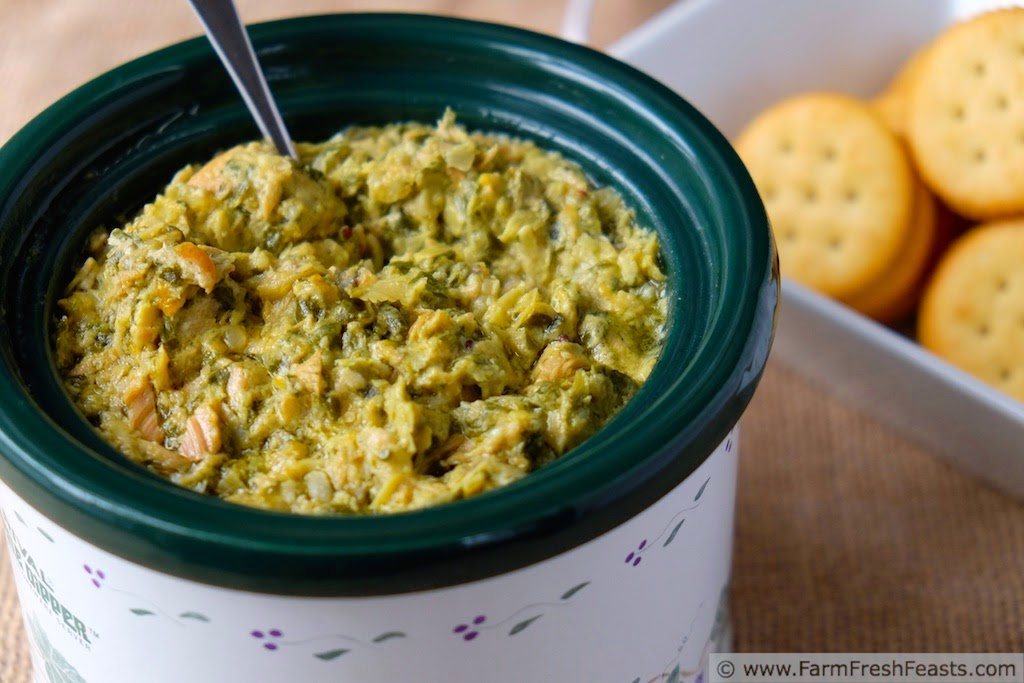 The BEST Slow Cooker Dip Recipes for Holiday or Super Bowl Parties found on SlowCookerFromScratch.com