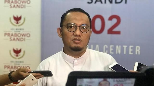 Soal 'Kamu Makan dari Mana?', BPN Ungkit Golput Megawati saat Orba