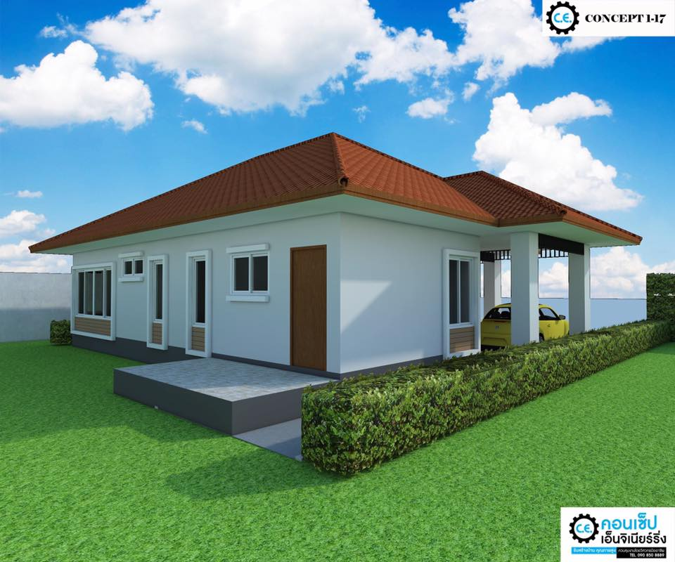 If you have a big family or relatives that regularly visiting your home, or you just simply want a bigger home in the province or in the city, the following home plans are perfect for you! It is easy and hassle-free to hold a gathering or recreational activities if you have a house that is wide and spacious right? So whether you are planning on extending your family home or wishing on building a house in the countryside or in the rural area where you home lot is big enough to have spacious homes, this compilation of 10 houses is perfect for you to set your inspiration upon.  Having a wide and spacious house is something we look forward to. So if you are working hard to have a house, choose what's best and suit the needs of your family. If you love to have a big house, pursue your dream and be inspired by this modern family homes that are ideal for the extended family. Plus, we have designs layout ready for you to copy!