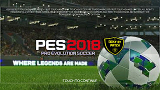 FTS Mod PES 2018 Full Europa By Ocky Ry Apk Download