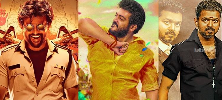 Top 10 Tamil Movies based on box-office collections