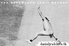 Updated(2): Daniel Radcliffe special guest on the new Duckworth Lewis Method album