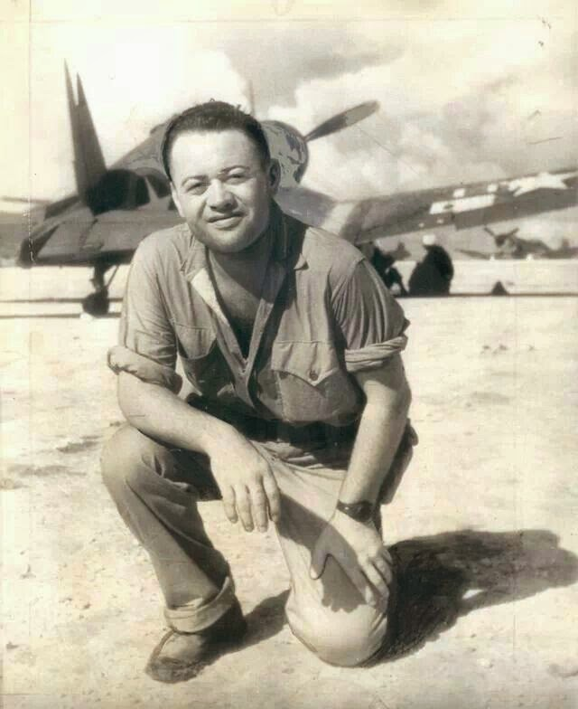 Major Gregory Pappy Boyington worldwartwo.filminspector.com