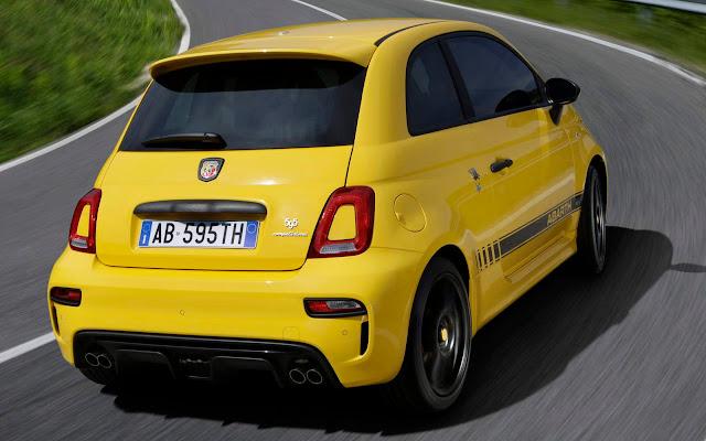 Fiat 595 Abarth 2017