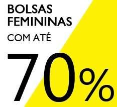 Promoção Ella Store 2017 2018 Descontos Até 70% Mochilas Bolsas