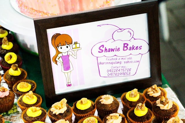 Shawie Bakes Cupcakes and Pastries