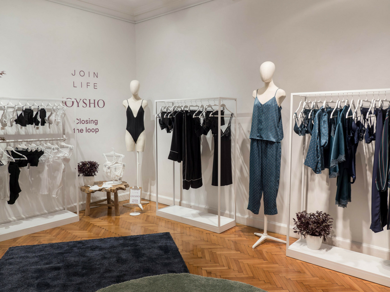 Oysho Fall/Winter Collection 2018 Press Event | Ioanna's Notebook