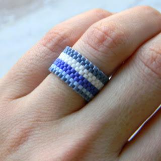 изделия из бисера купить цена кольцо необычное украшение купить россия ру