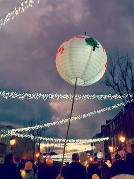 , Town Christmas Lantern Parade #countrykids #Advent