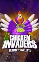 تحميل لعبة حرب الفراخ الفضائية chicken invaders 4 للكمبيوتر مجاناً