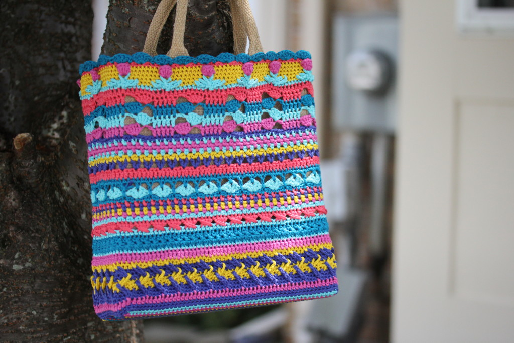 I Love this Bag CAL by Kimberly Slifer