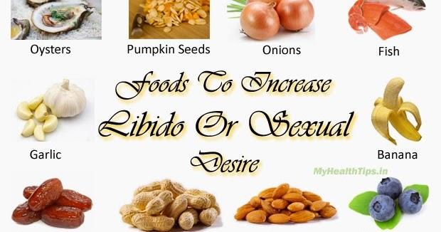 Natürlich Gesund: Food that optimizes your libido