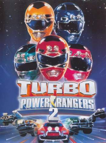 Turbo: Power Rangers 2 Torrent – WEB-DL 720p/1080p Dual Áudio
