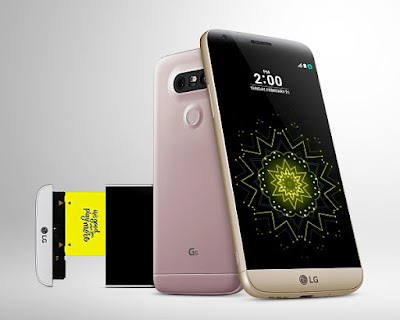 MWC 2016: LG unveils G5, its first modular smartphone