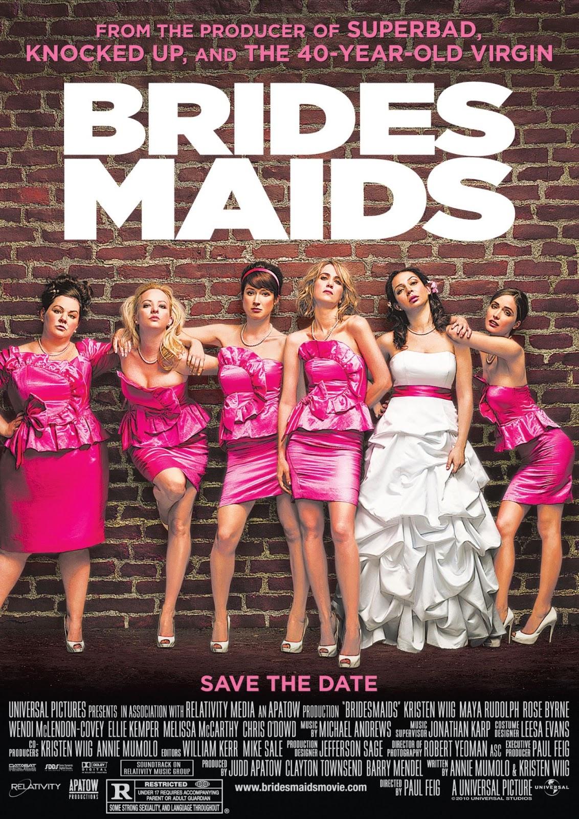 Lecturas Cinematográficas: Bridesmaids