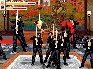Kill Bill Vol.1 free action PC game