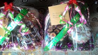 parcel cookies di padang