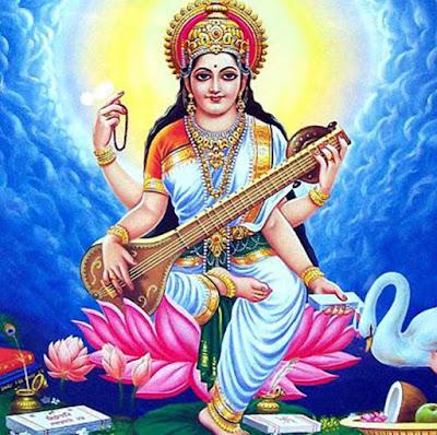 Images Of Saraswati Maa