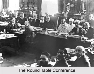 Three Round Table Conference Communal, What Happened In Second Round Table Conference