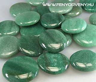 Kristálygyógyászat/Gyógyító kövek: Aventurin