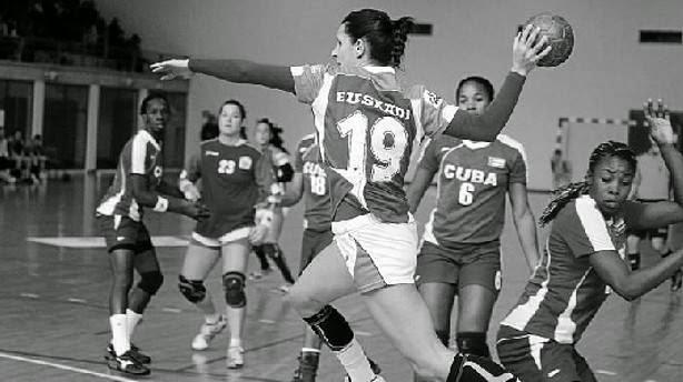 Cuba gana primer amistoso en gira española | Mundo Handball