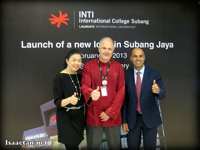 Launching of the redeveloped city campus of INTI International College Subang