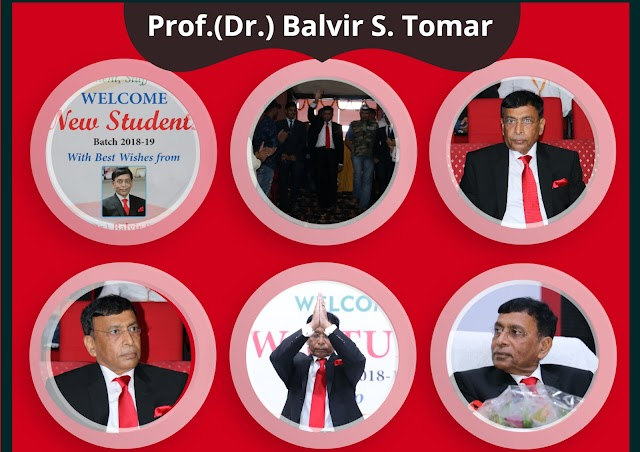 Orientation Program Images of Dr BS Tomar