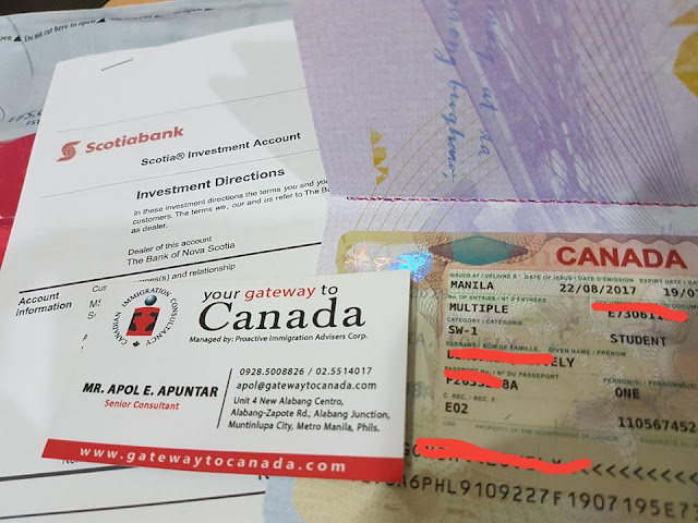 First Study Visa Issued Under the Study Direct Stream