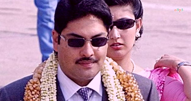 former Nepal crown prince parash and himani shah